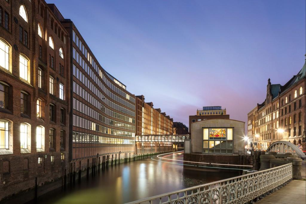AMERON Hotel Speicherstadt Hamburg startet europaweit einmaligen ...
