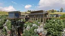 Südafrika_KPRN_Häuser_Grün_Himmel