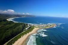 Südafrika_KPRN_Meer_Blau_Wald_Grün_Strand