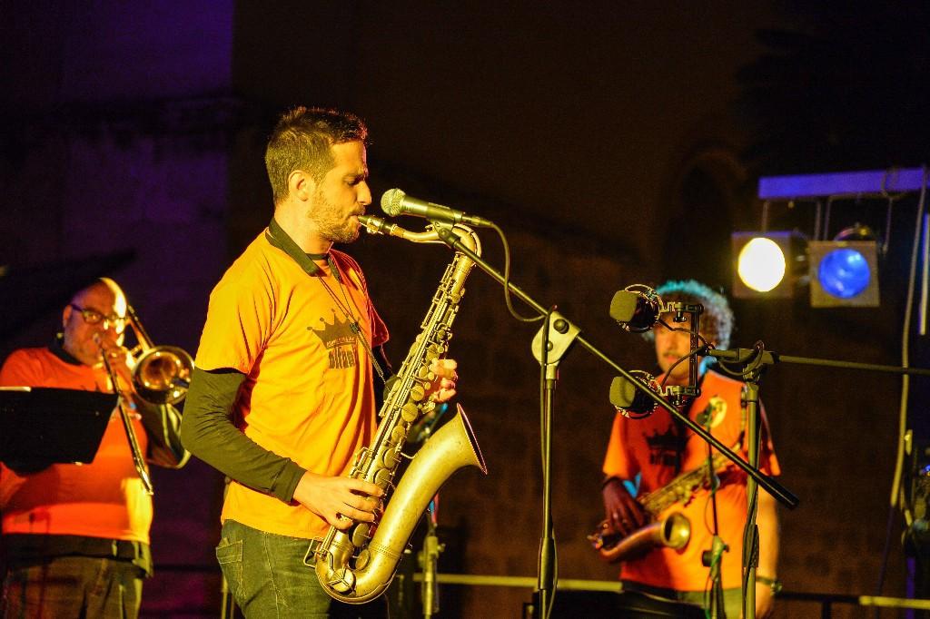 Garda_KPRN_Musiker_Band_Saxofon