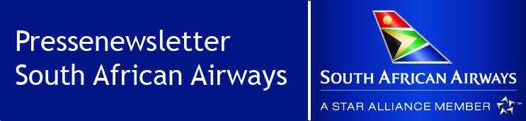 Header_Pressenewsletter_South African Airlines