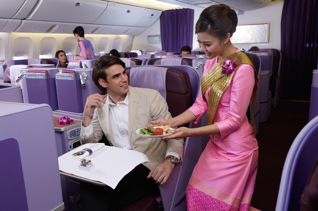 Thai Airways Inflight Service