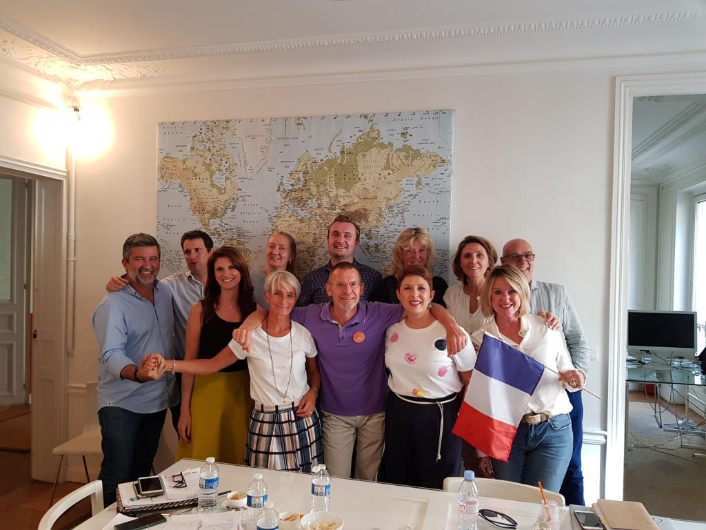 TLN Treffen Paris