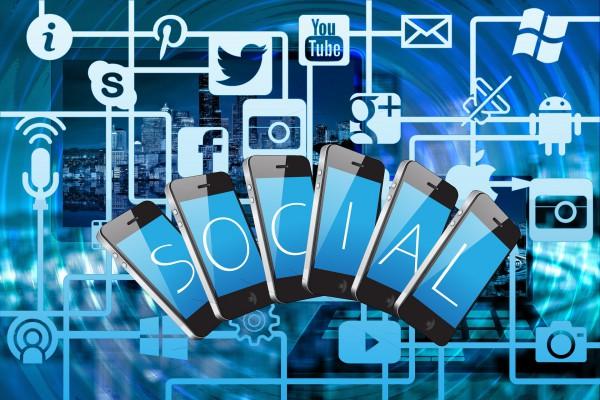 Social Media, Facebook, Twitter, Instagram, pinterest