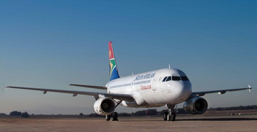 SAA_Flugzeug