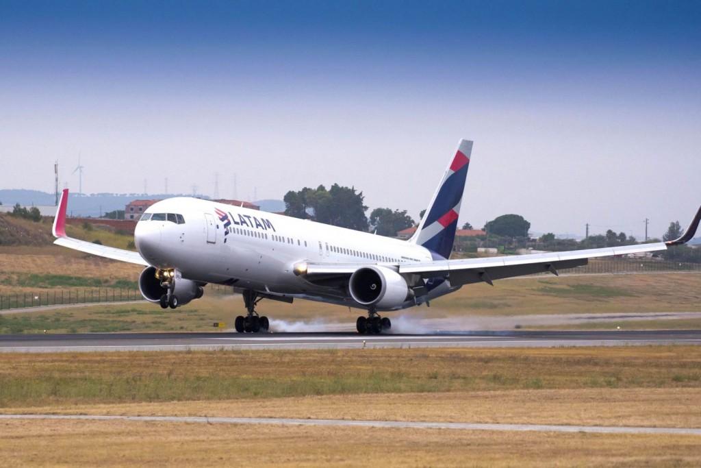 LATAM Airlines_Erstflug Lissabon São Paulo_1