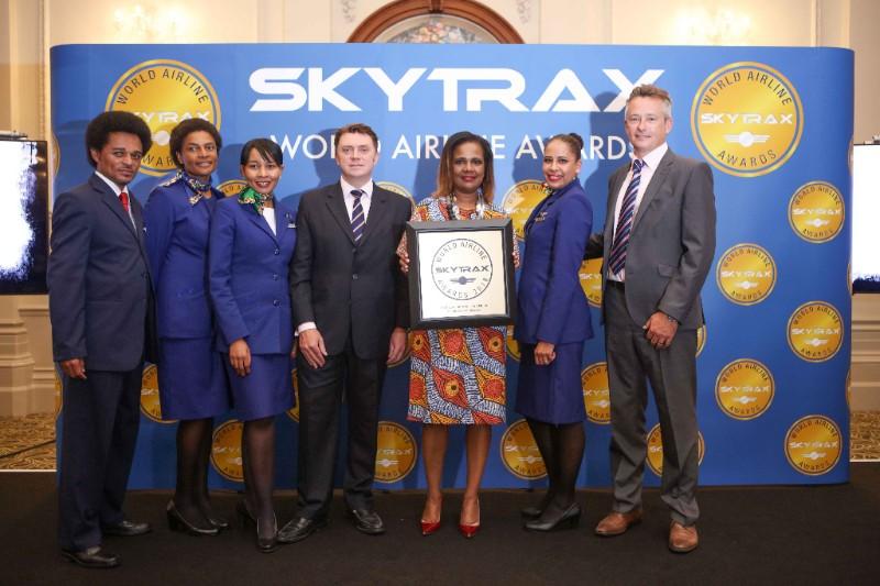 Saa_Skytrax-Auszeichnung