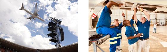 SAA_Flugzeug_Techniker
