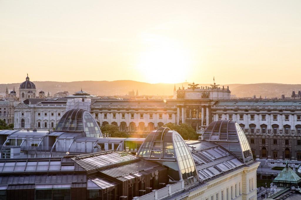Blick auf die Hofburg_© WienTourismus_Christian Stemper