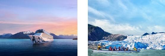 Norwegian Bliss - Alaska