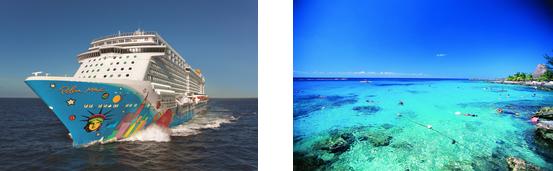 Norwegian Breakaway - Westliche Karibik ab Miami