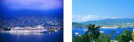 Norwegian Star - Panama Kanal