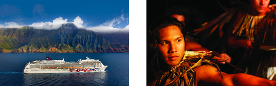 Pride of America - Hawaii