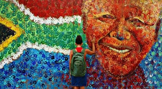 Südafrika, Bunt, Nelson Mandela