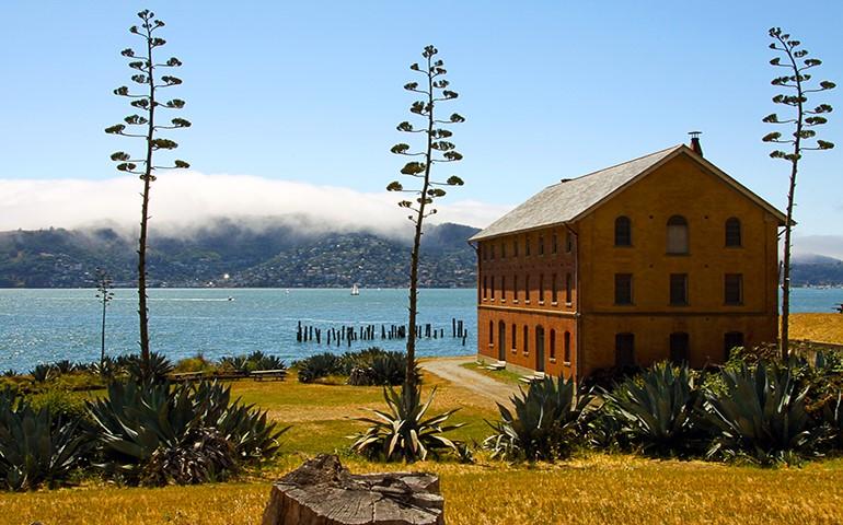 Alcatraz und Angel Island