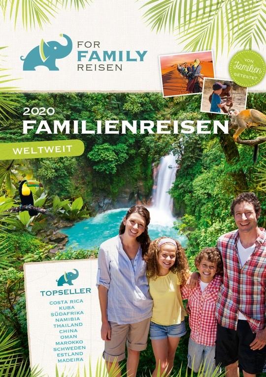 © For Family Reisen_Reisekatalog