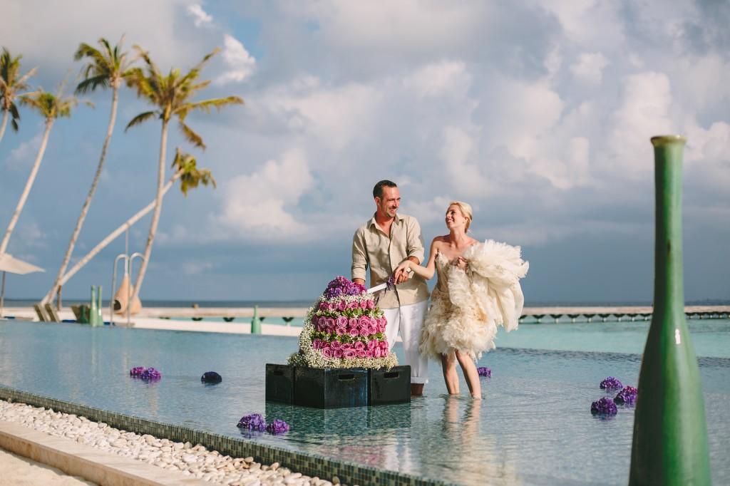 136 - Wedding at Velaa Private Island