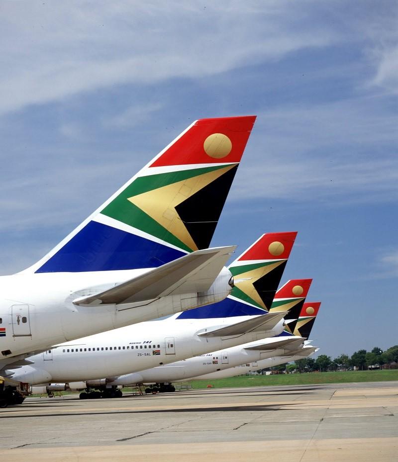 Flugzeug_SAA_Flagge