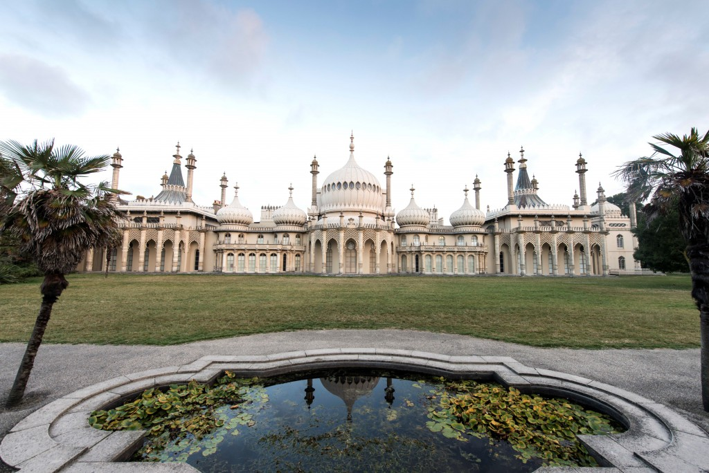 Royal Pavilion_Brighton