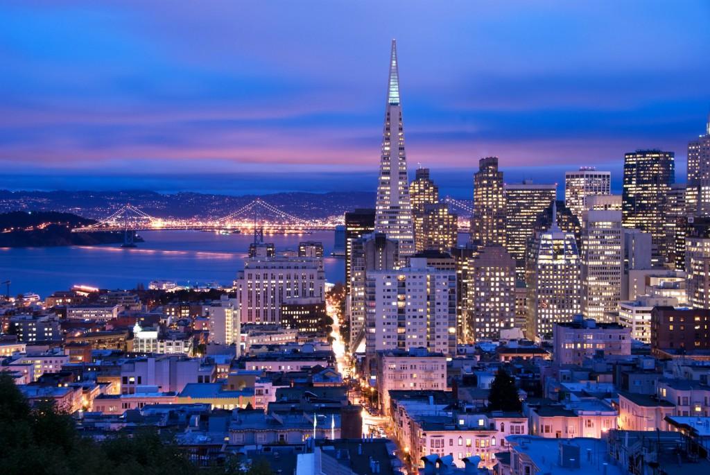 San Francisco_Nacht