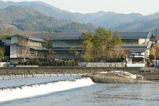 Fukuda Art Museum Saga Arashiyama